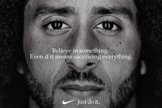 Tuesday Wake-Up Call: Nike debuts a bold Colin Kaepernick ad, and WPP shares slide (again)