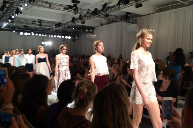 Kohl's Brings Fashion Week to Shoppers With Lauren Conrad Runway Livestream
