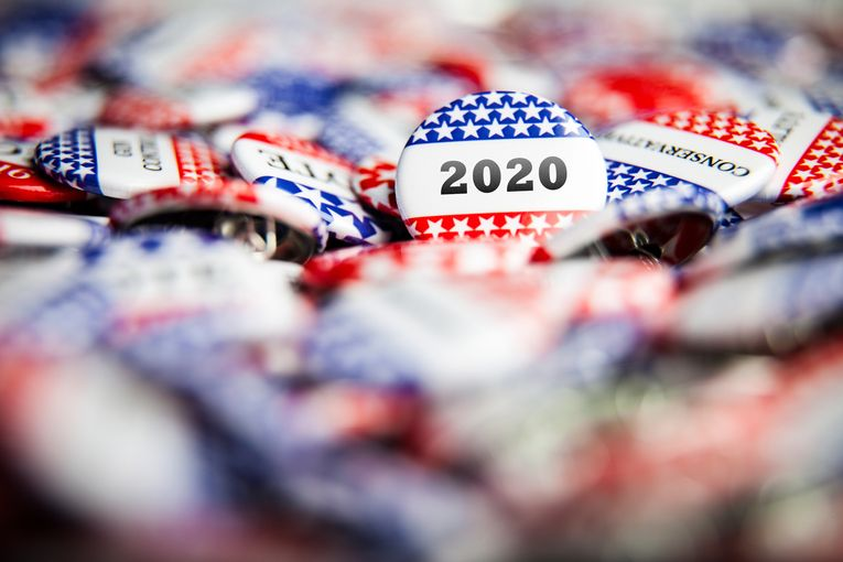 How political ad buyers navigated the 2020 election