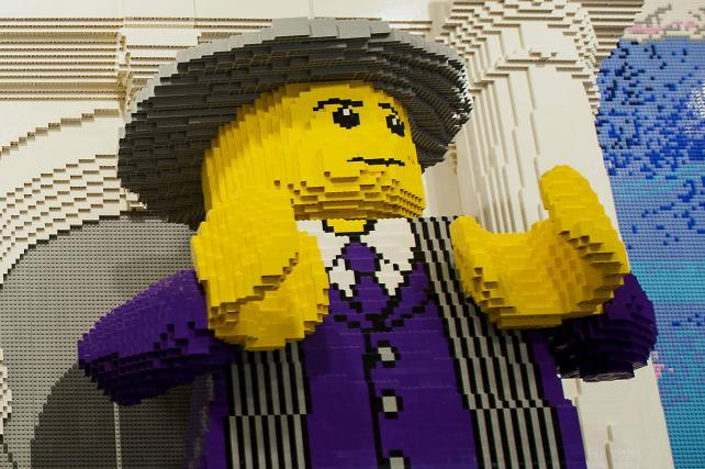 From Religious Symbols to Lego Bricks: How to Build an Iconic Brand