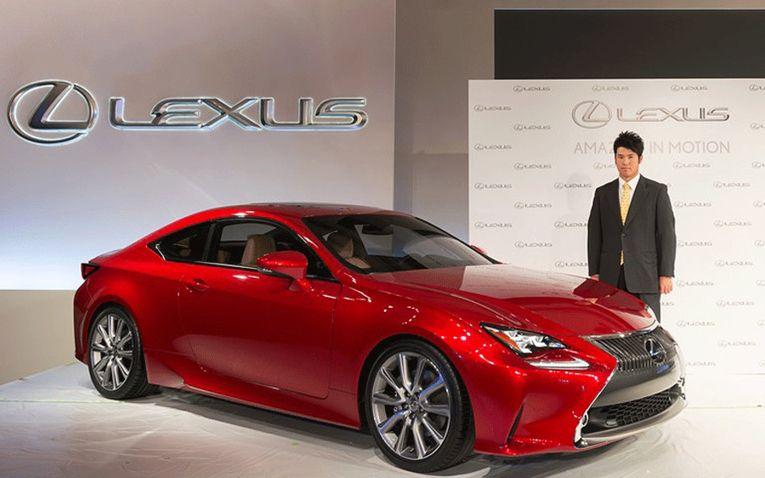 Lexus wins big with sponsorship of Masters winner Matsuyama