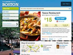 Living Social Establishes Itself as a Serious Groupon Rival