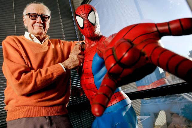 Stan Lee, force behind Marvel stable of superheroes, dies at 95