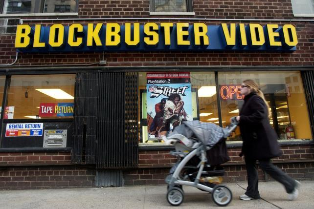 Blockbuster's last stand