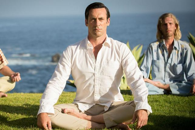 'Mad Men' Series Finale Recap: Downward Facing Don