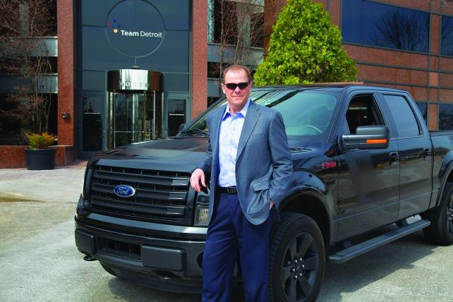 LaNeve Lands at Ford as Head of U.S. Marketing, Sales and Service