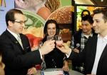 McDonald's Uses Olympics to Tout Smoothies, Food Quality