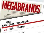 Full-Year 2005 Megabrands Report