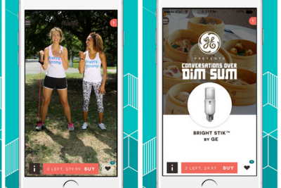 GE, Mondelez Sponsor Mobile Infomercials in MikMak App