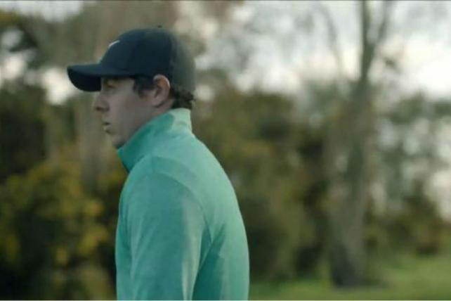 Pro Golfer Rory McIlroy Pays Tribute to Parents in Nike Spot