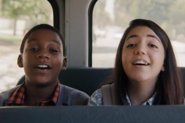 Old Navy's Tween-Showtune-Tastic 'Unlimited' Web Video Push Goes Viral