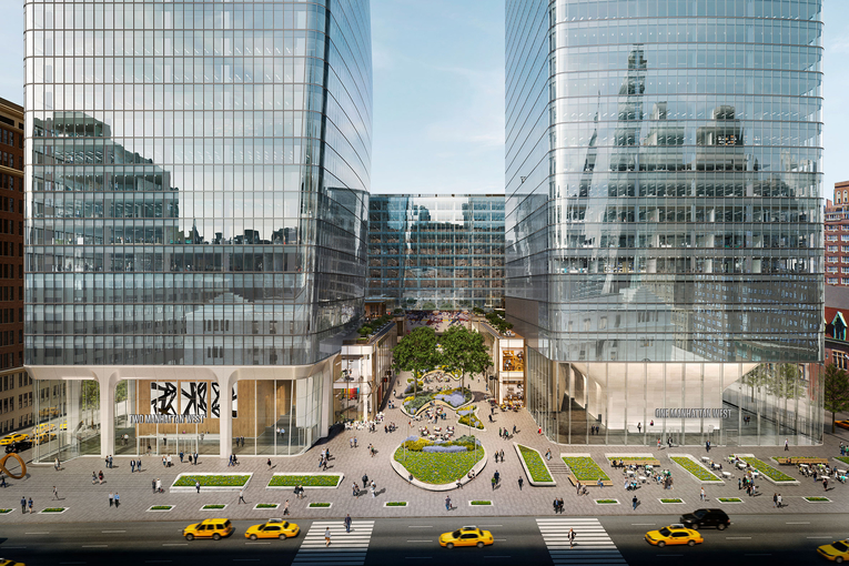 Amazon eyeing Manhattan expansion: report