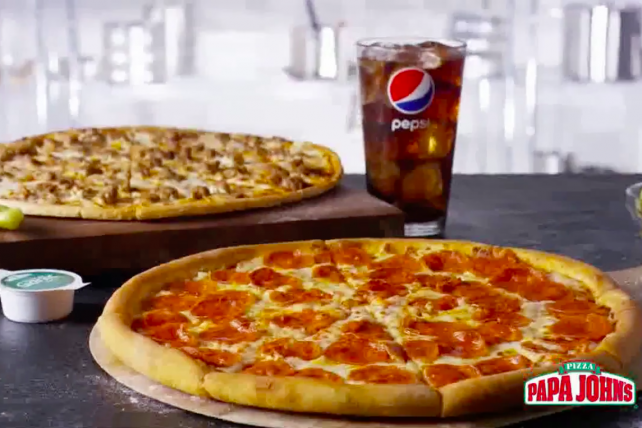Watch the newest ads on TV from Ford, Papa John's, the NBA and more