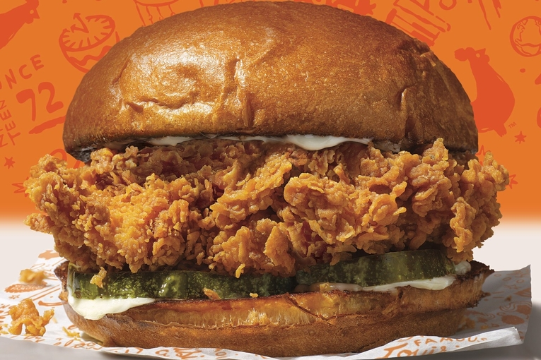 A #ChickenSandwichWars update. Plus, a crackdown on floating billboards: Wednesday Wake-Up Call