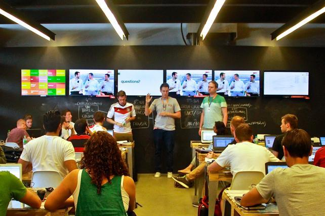 Embedded With Adidas' Social Media Team at the World Cup in Rio