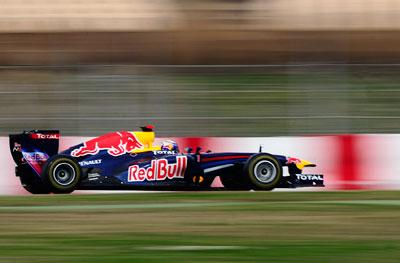 Infiniti's New Marketing Partner: Red Bull