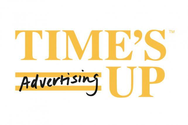 Goodbye, Boys' Club: Female Advertising Leaders Partner with Time's Up