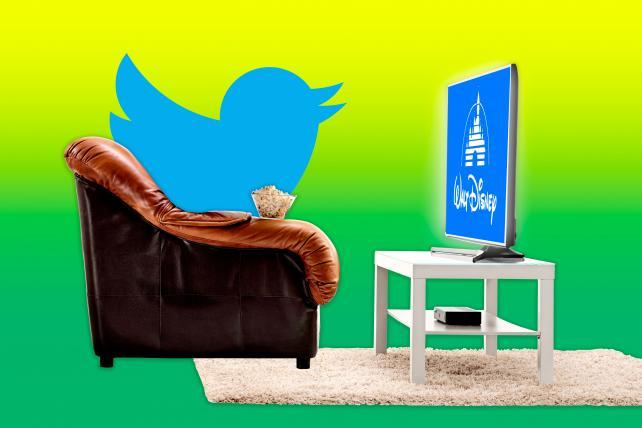 Twitter gets Disney, NBC, Viacom to boost its NewFronts lineup