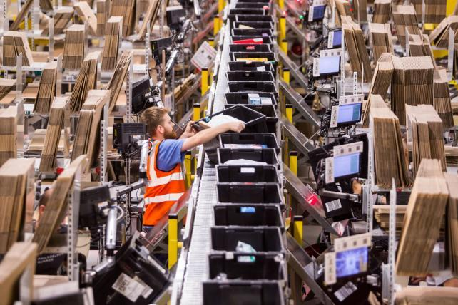 Amazon probed by EU on data collection from rival retailers