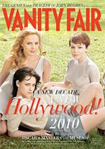 Vanity Fair's White Issue