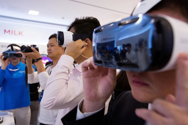 Samsung Plans Series of Virtual Reality Shorts for Gear Headset