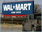 Martin Agency Account Win Completes Wal-Mart Purge
