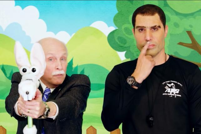 Toddlers with guns: Can anyone recover from this insane Sacha Baron Cohen 'Who Is America?' segment?