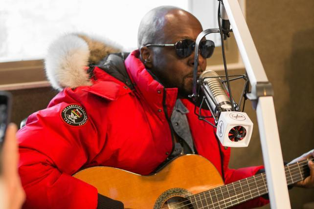 Hear Tagline Episode 3: Wyclef Jean Talks Creativity, Music and Politics