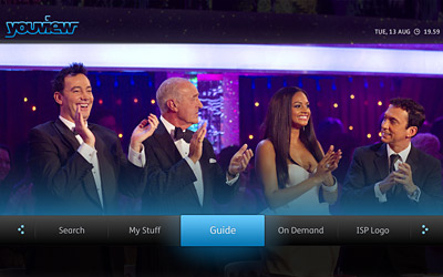 U.K.'s YouView Internet TV Determined to Launch in 2011