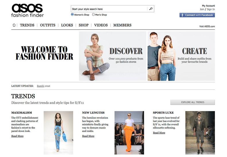 1f15ff2720a ASOS   Fashion Finder