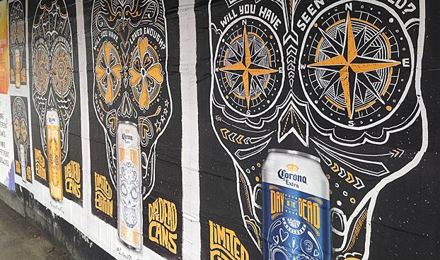 Day of the Dead Limited Edition Cans