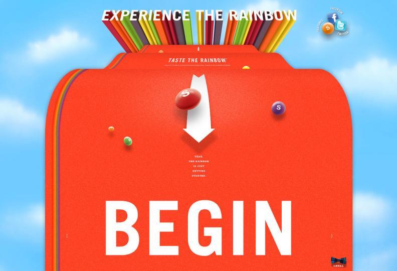 Experience the Rainbow