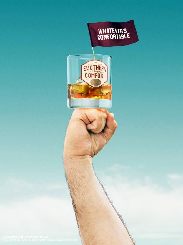 Southern Comfort Whatever S Comfortable Print Ad Age