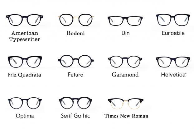 f457c6a52a Times New Roman Eyewear  Wieden   Kennedy Has Even More Typeface ...