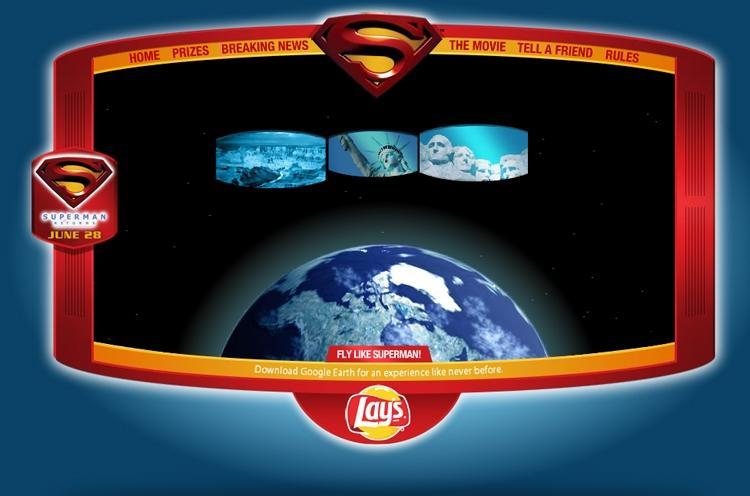 Lay's : Superman Returns | AdAge