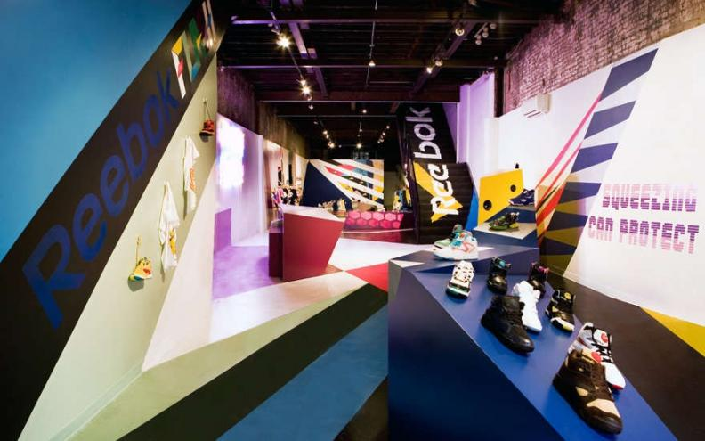 reebok fit hub store crossfit gym opens in new york city interior design shops nyc Reebok : Pop-up Store | AdAge reebok store nyc