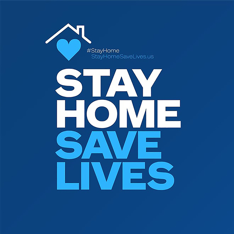 Healthcare Leaders Debut #StayHome Campaign To Help Curb