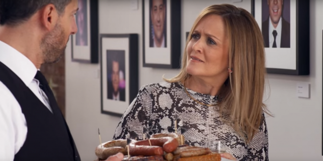 Float Like a Butterfly: Samantha Bee Stings the Late-Night Boy's Club