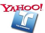 Telemundo Teams With Yahoo to Create Hispanic Portal
