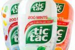 Martin Agency Picks Up Tic Tac Business