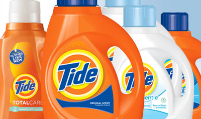 P&G Reinvents Laundry With $150 Million Tide Pods Launch
