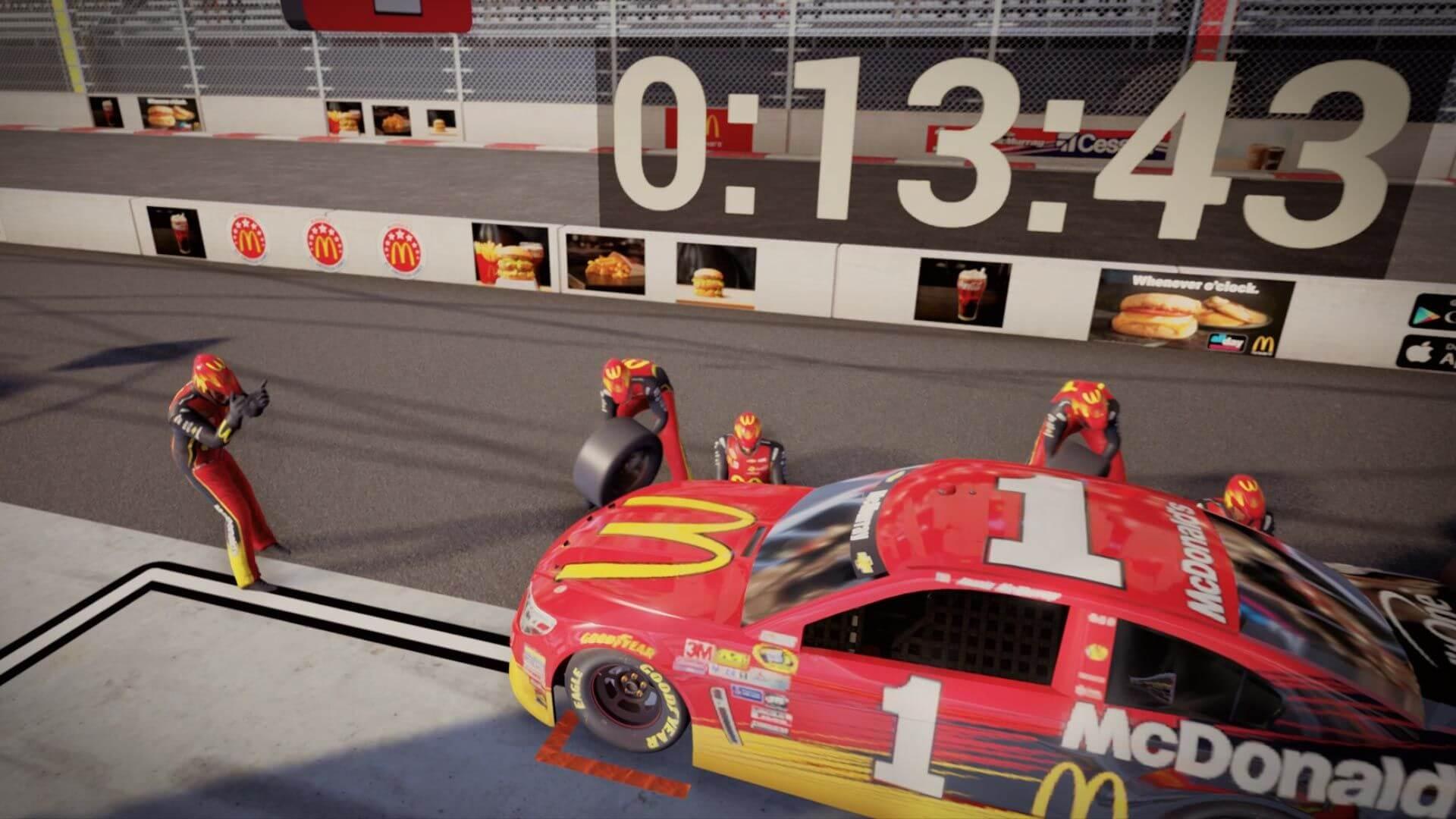 McDonald's: Brand virtual reality sports activation