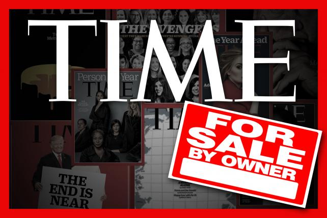 Meredith to sell Time, Fortune, Sports Illustrated, Money