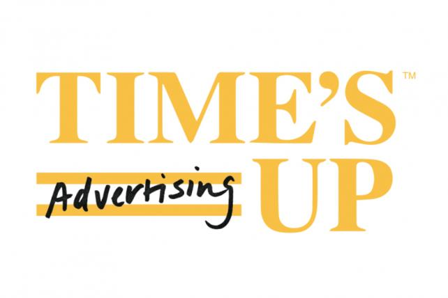 Goodbye, Boys' Club Female Ad Leaders Partner with Time's Up