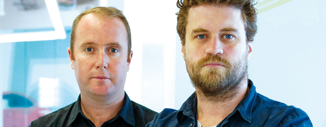 Creatives You Should Know: Tim Vance & Paul Knott, Adam&Eve/DDB London