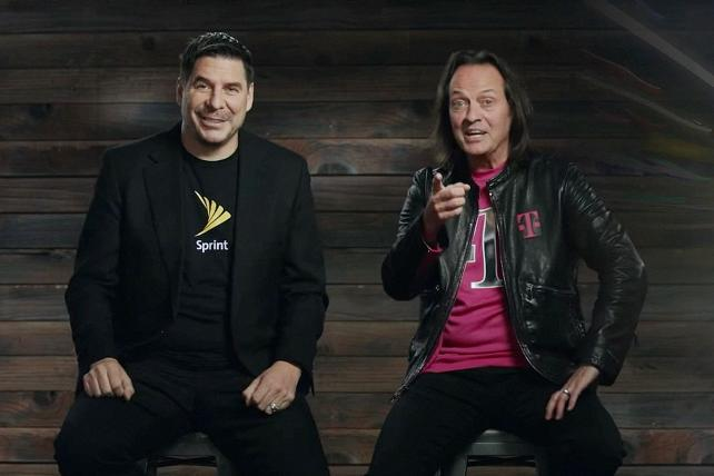T-Mobile, Sprint merge to create 'mother of all 5G networks'
