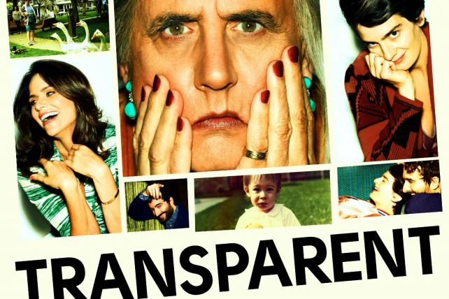 Amazon Wins First Emmy for 'Transparent'