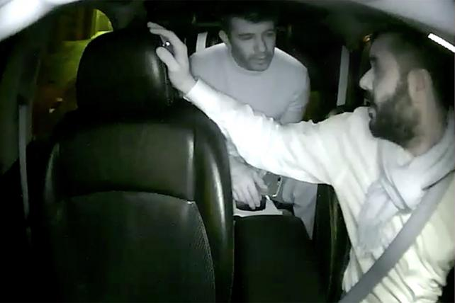 Watch: The Video of 'Ashamed' Uber CEO That Has Him Apologizing (Again)