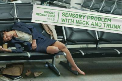 UnitedHealthcare Uses Amusing Injuries, Actual Medical Codes in New Campaign