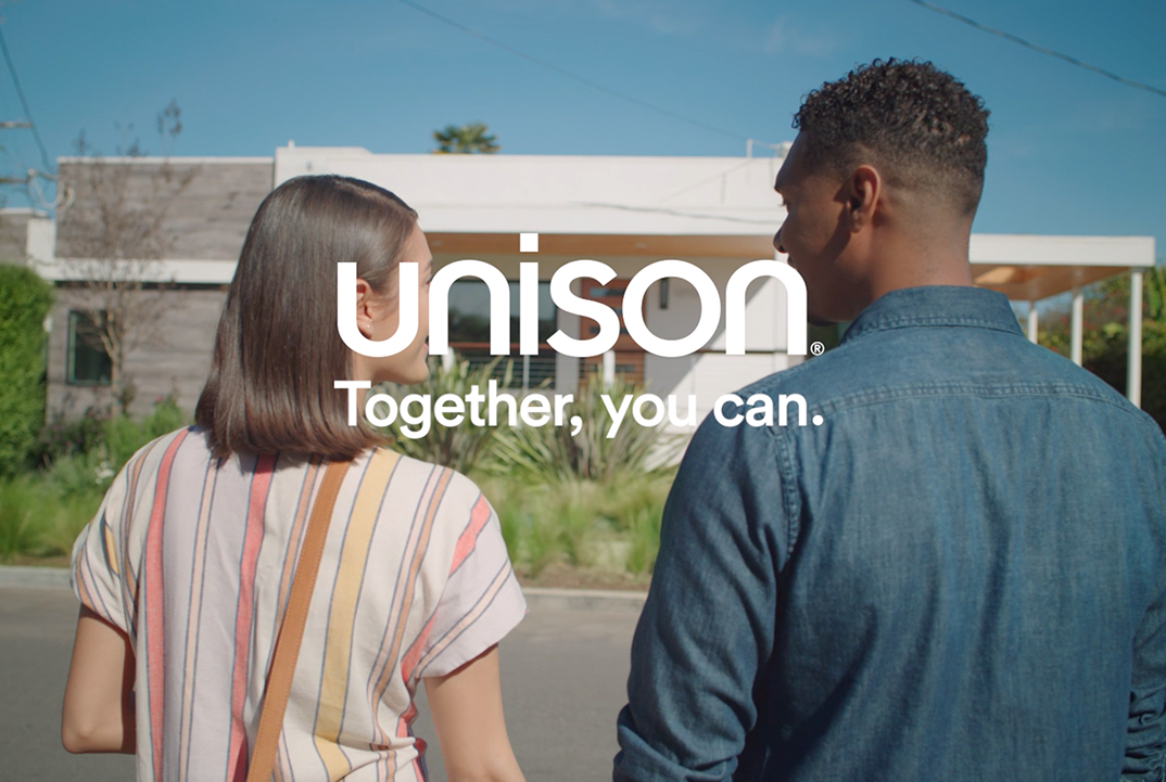 Unison: Together, you can.